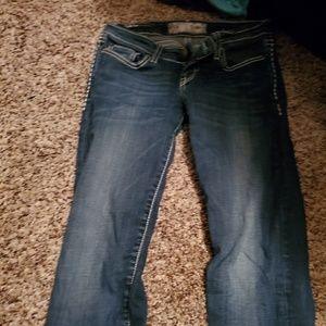 BKE Jeans - Bke stella capri size 24